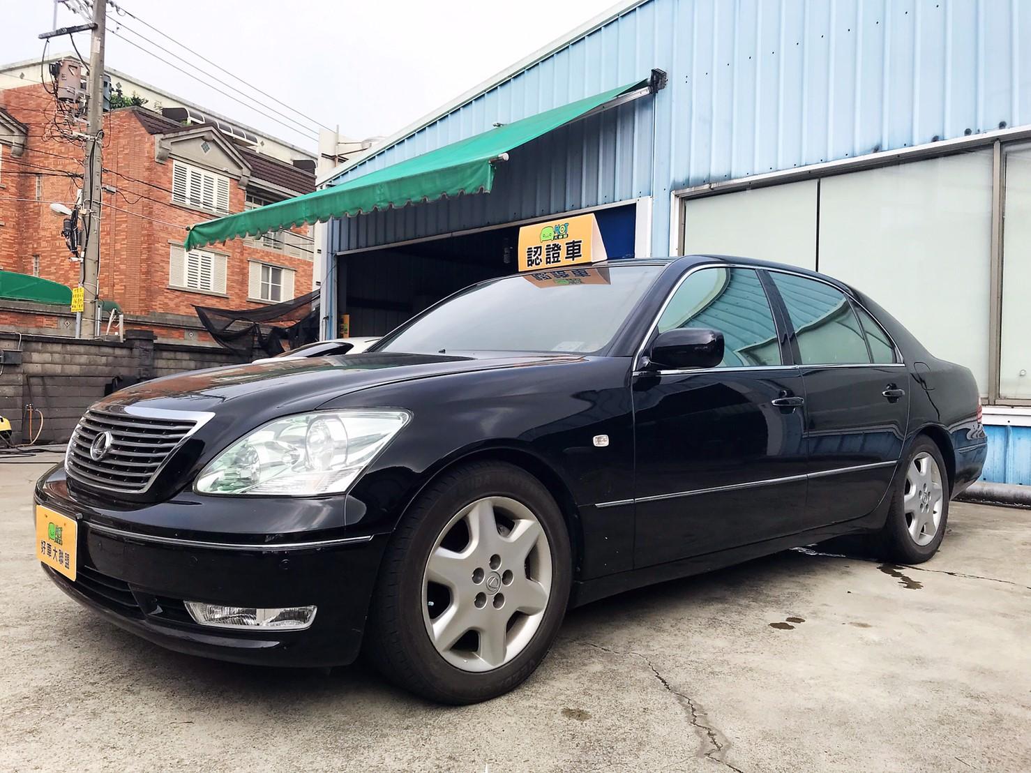 2003 Lexus 凌志 Ls