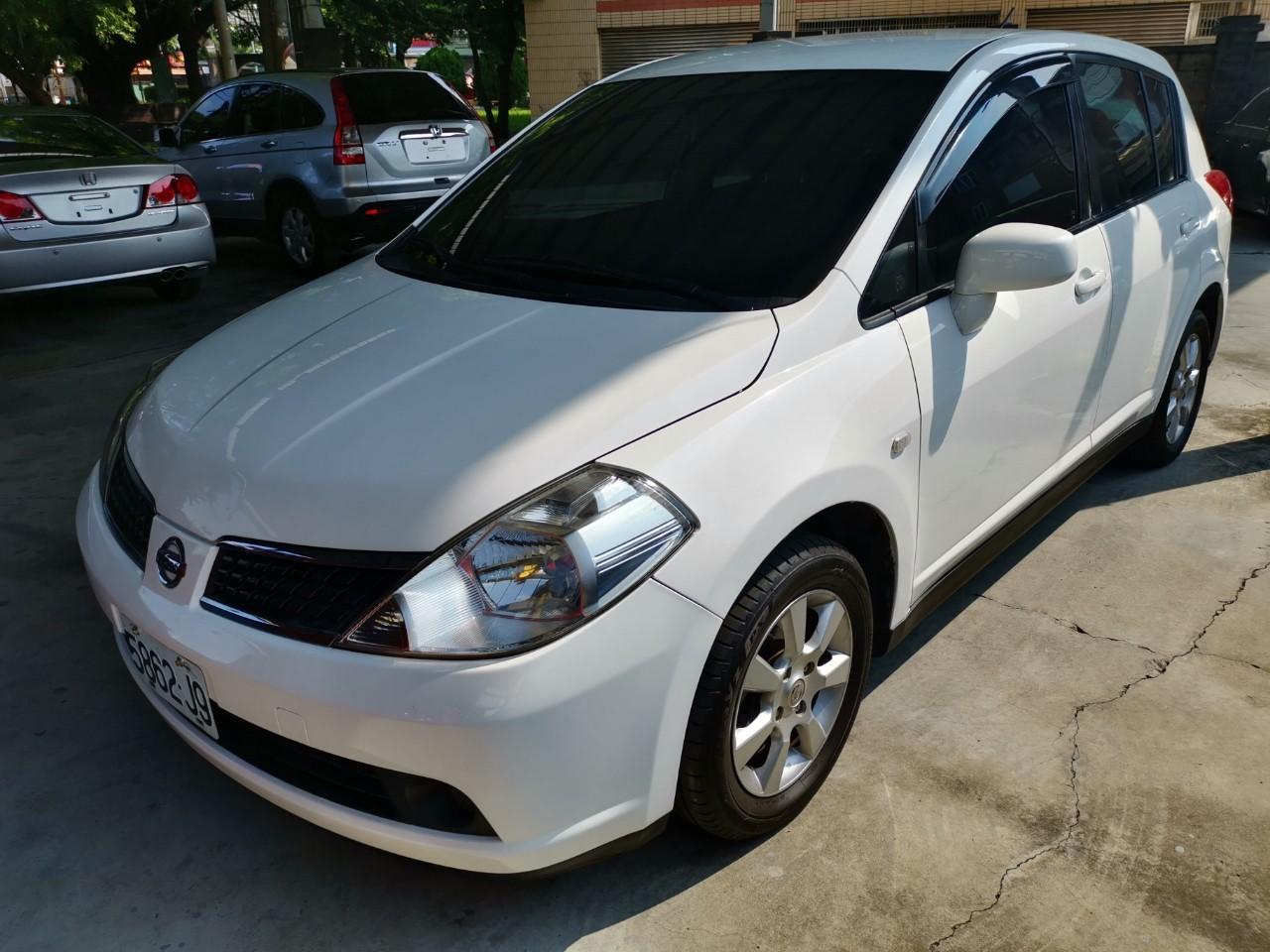 2009 Nissan 日產 Tiida