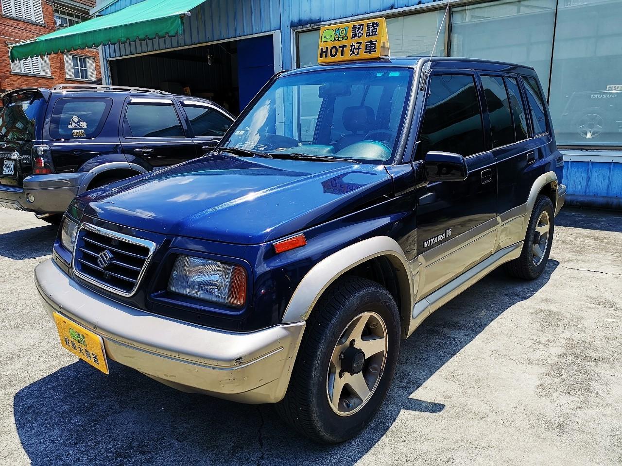 1996 Suzuki 鈴木 Vitara