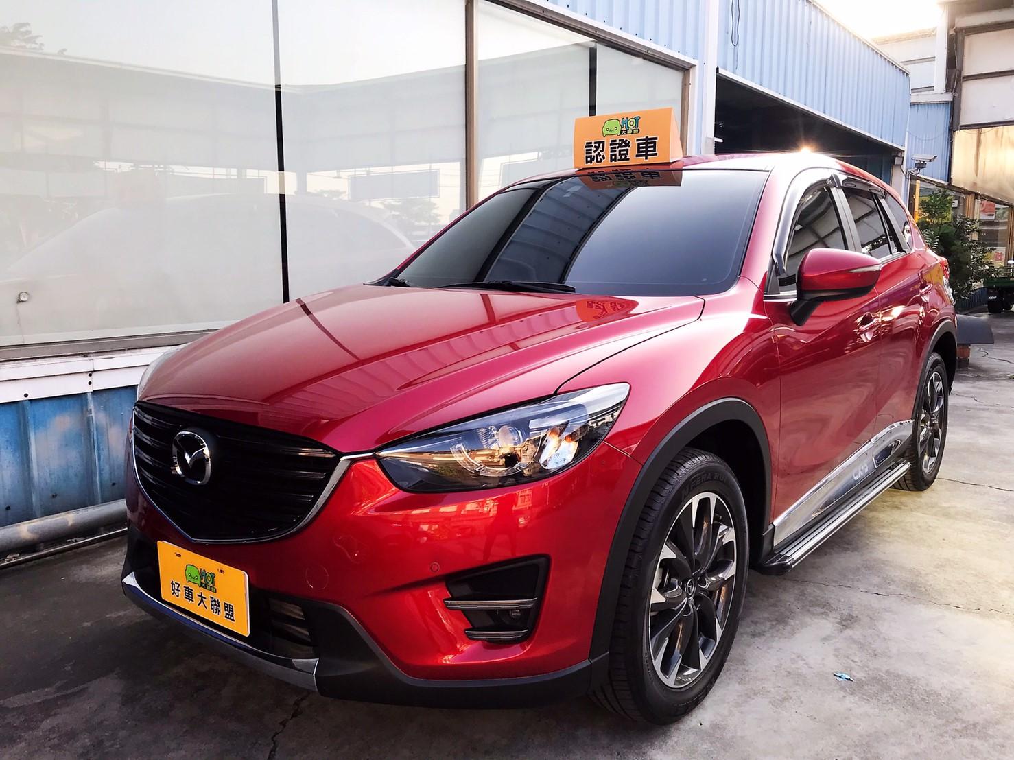 2016 Mazda 馬自達 Cx-5