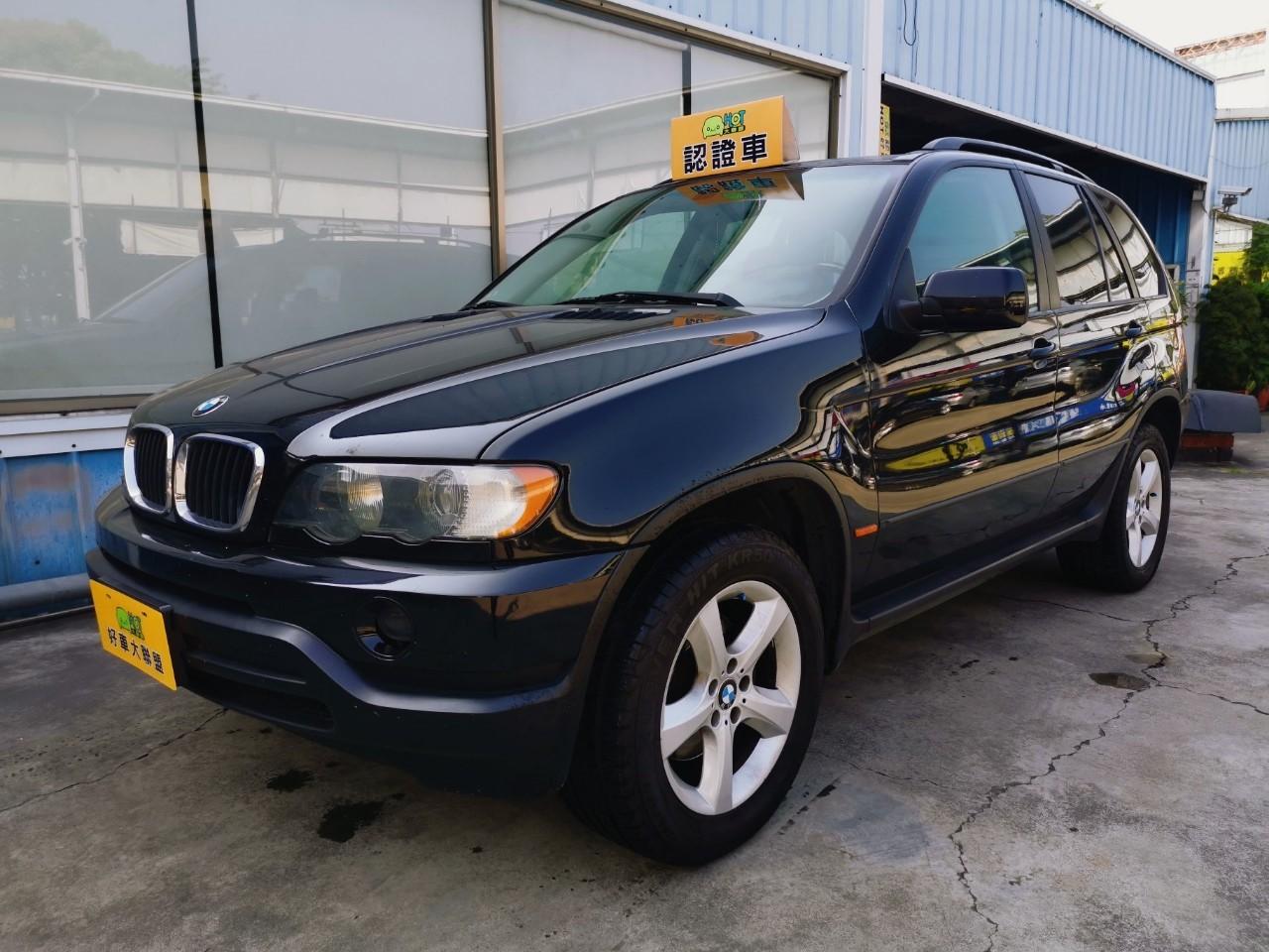 2002 BMW 寶馬 X5