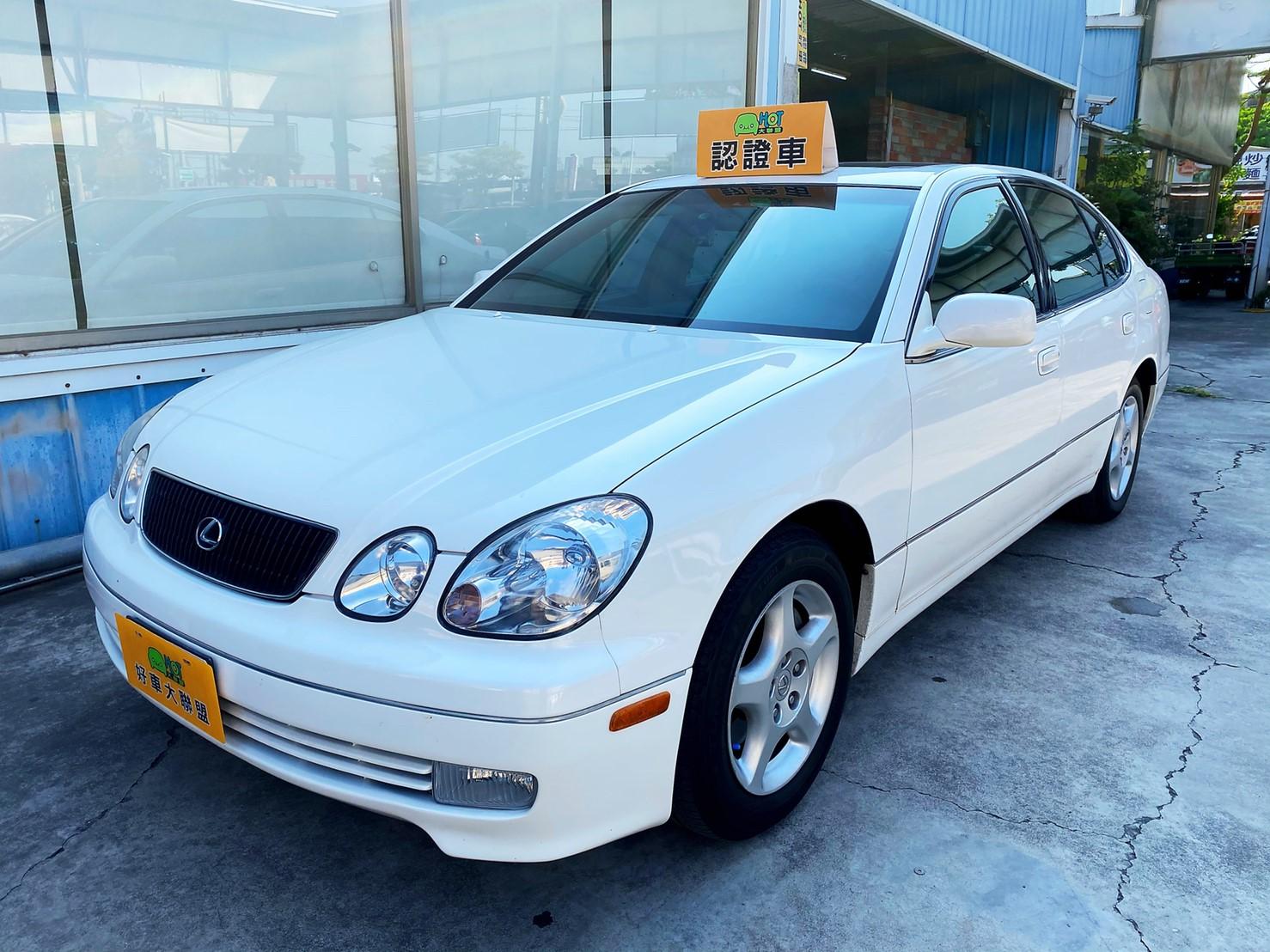2000 Lexus 凌志 Gs