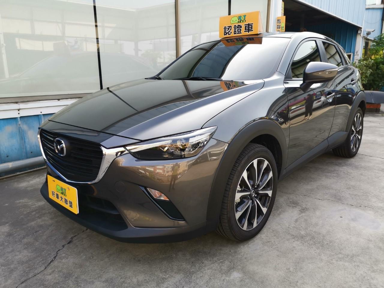 2018 Mazda 馬自達 Cx-3