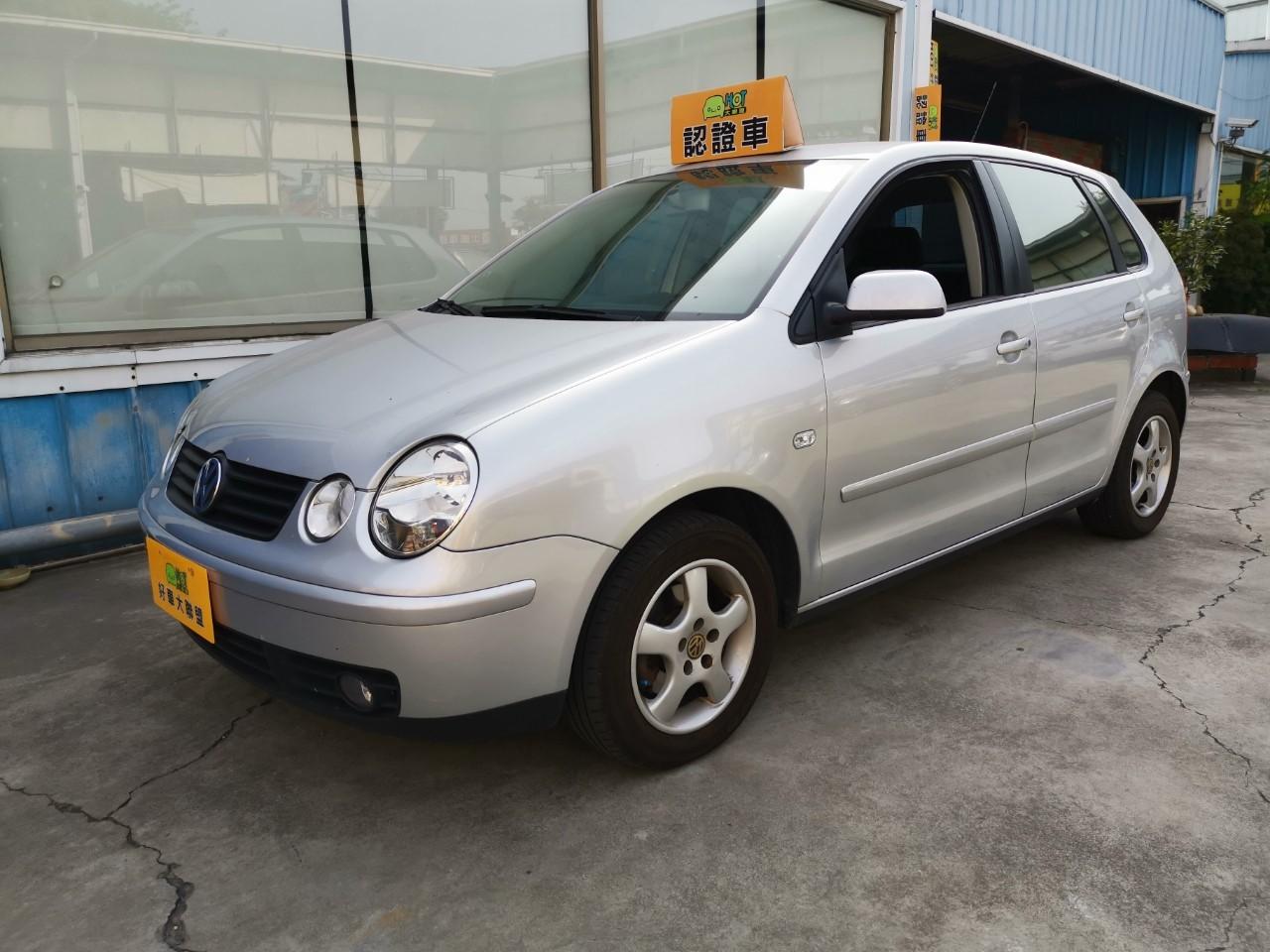 2003 Volkswagen 福斯 Polo