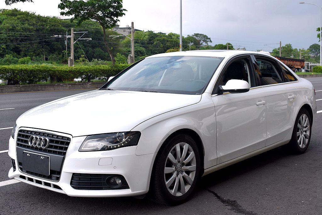 2011 Audi A4 sedan