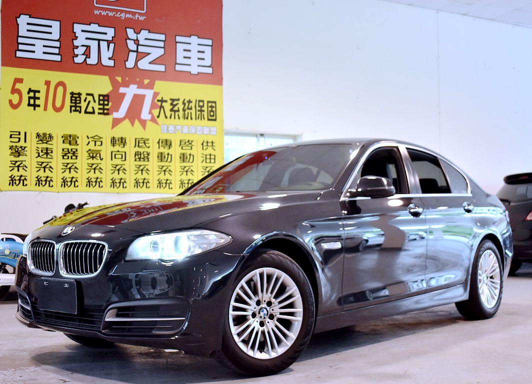 2014 BMW 寶馬 5-series sedan