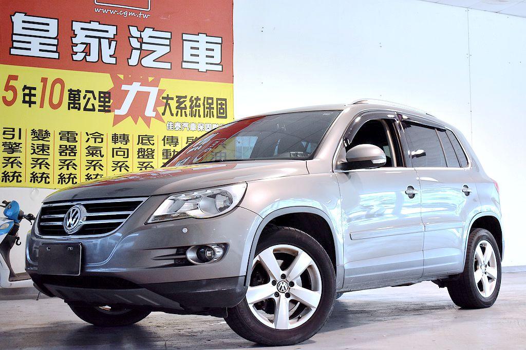 2008 Volkswagen 福斯 Tiguan