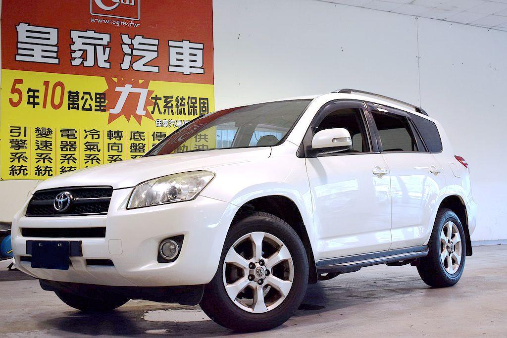 2008 Toyota 豐田 Rav4