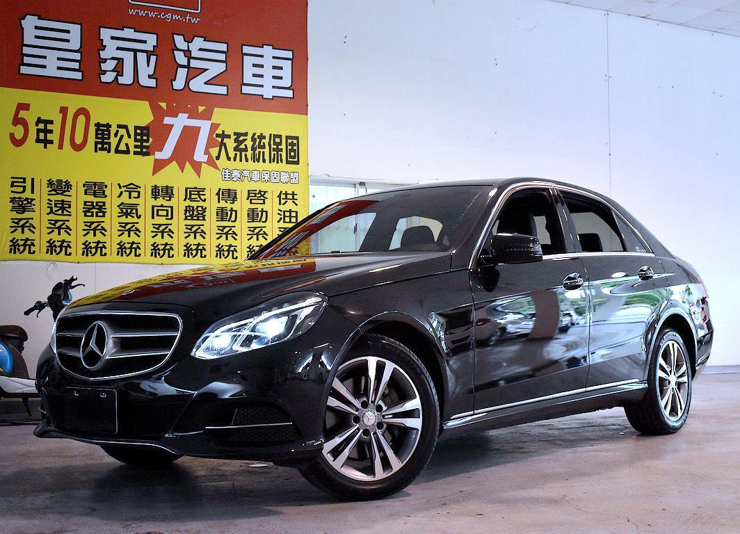 2014 M-Benz 賓士 E-class