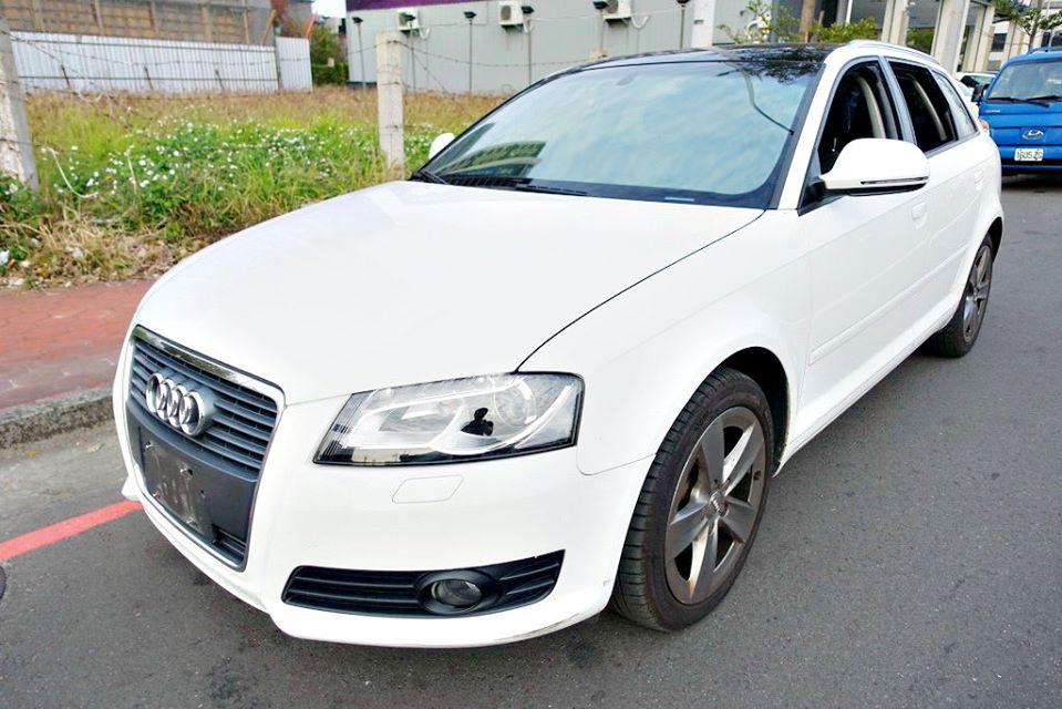 2009 Audi 奧迪 A3 Sedan
