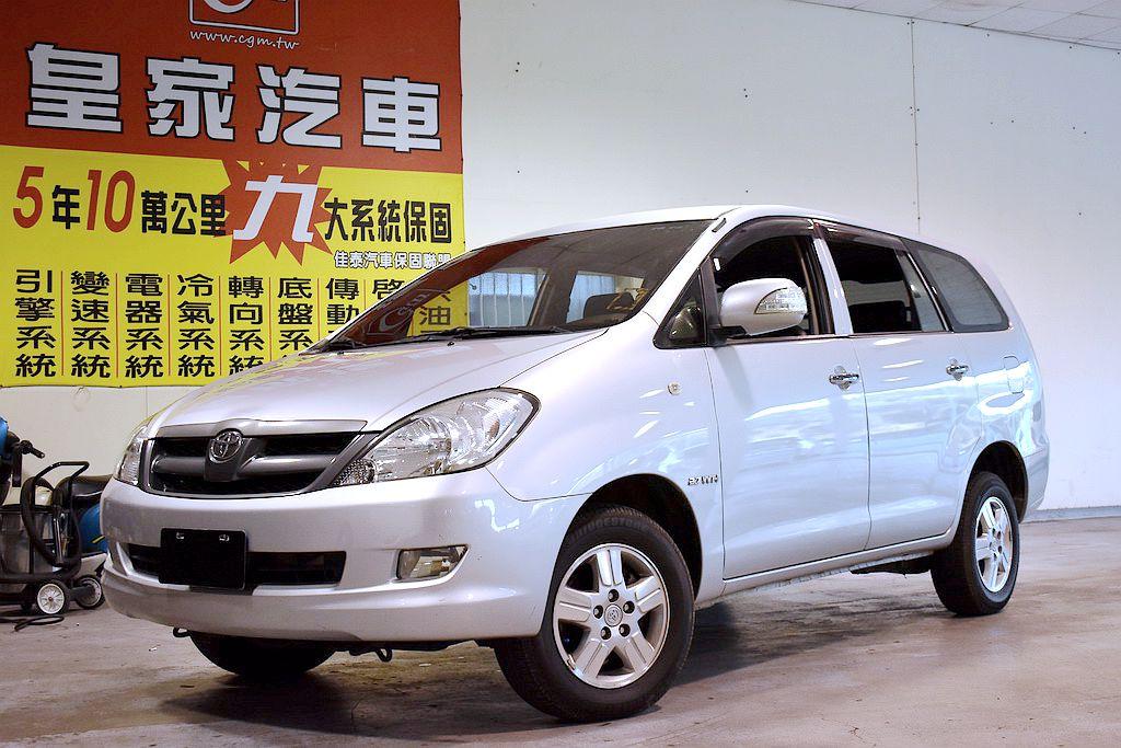 2010 Toyota 豐田 Innova
