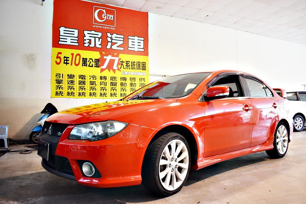 2008 Mitsubishi 三菱 Lancer fortis
