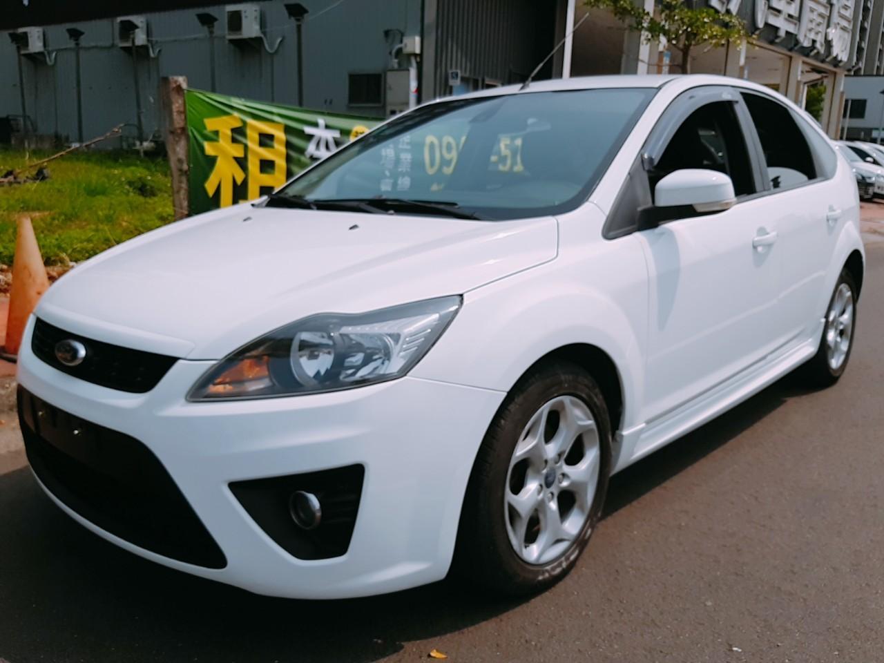2012 Ford 福特 Focus