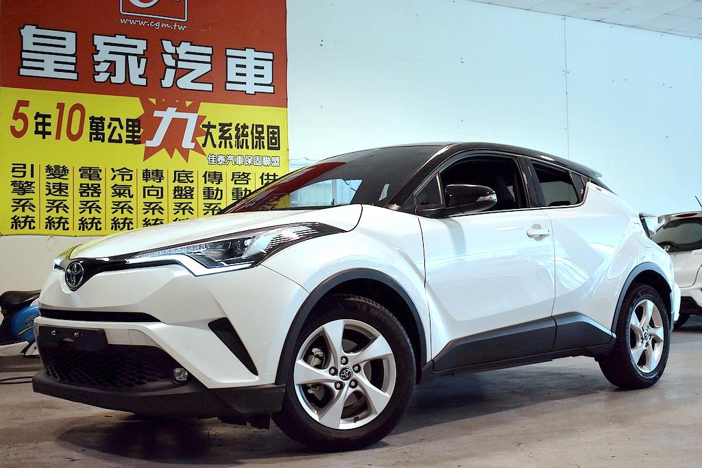 2019 Toyota 豐田 C-HR