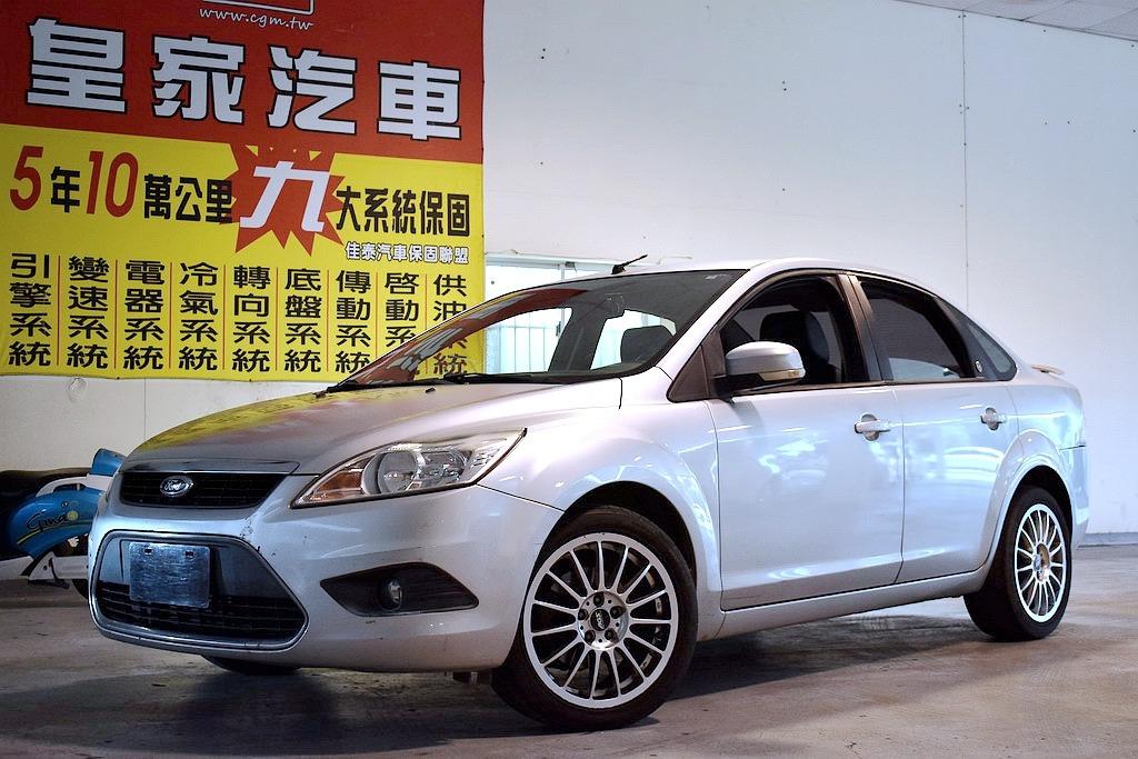 2011 Ford 福特 Focus