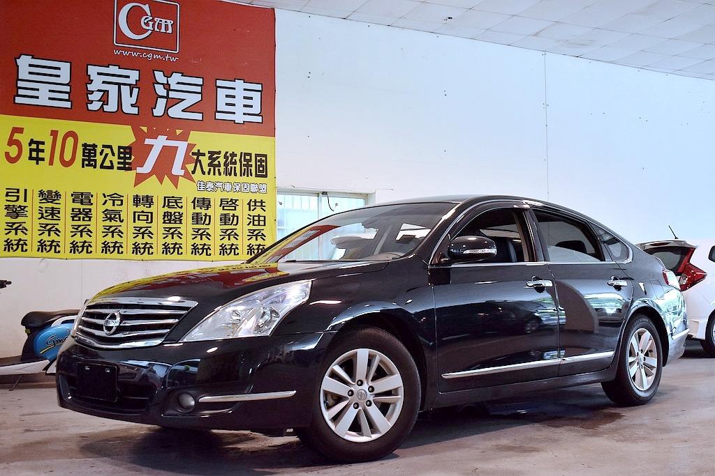 2012 Nissan 日產 Teana