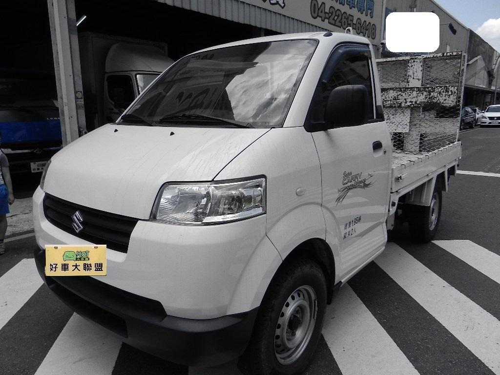 2015 Suzuki Super carry