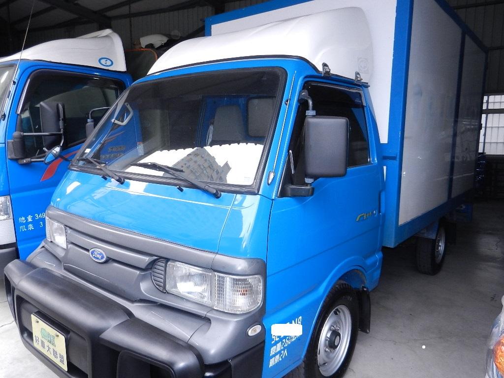 2011 Ford Econovan