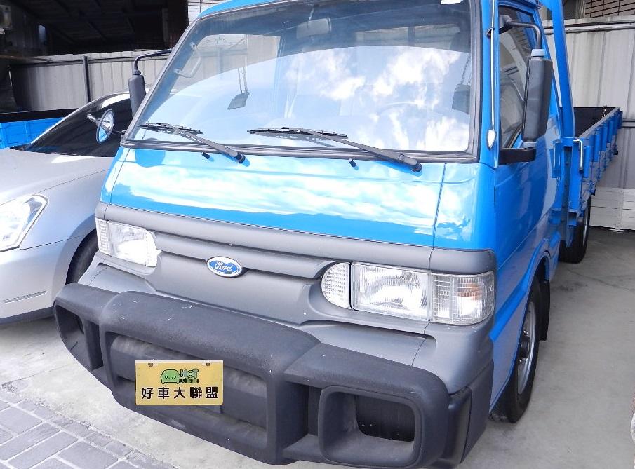2009 Ford Econovan