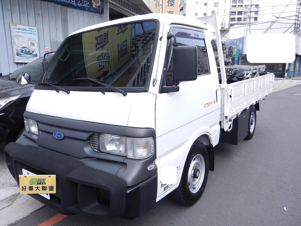 2013 Ford Econovan