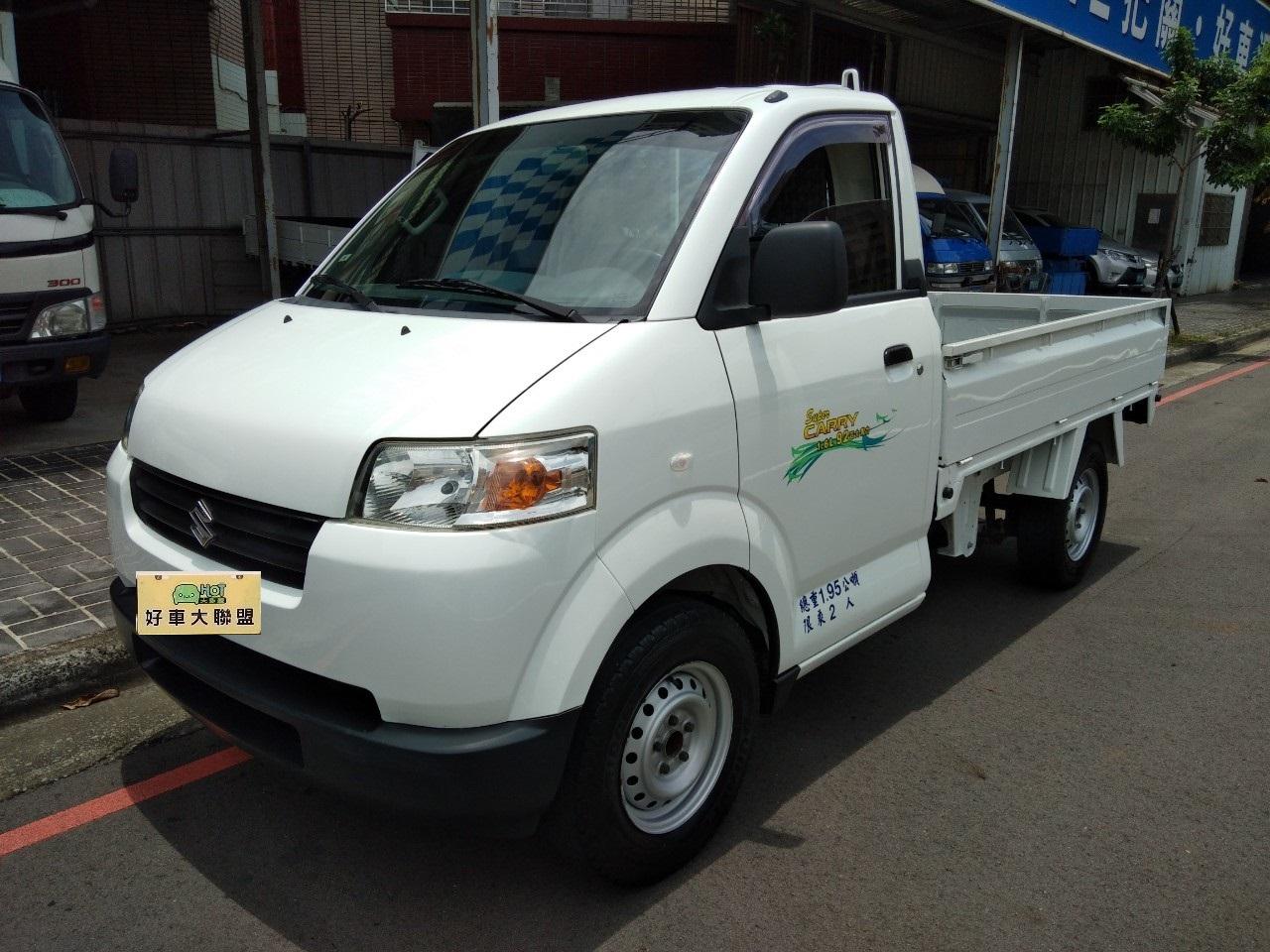 2013 Suzuki 鈴木 Super carry