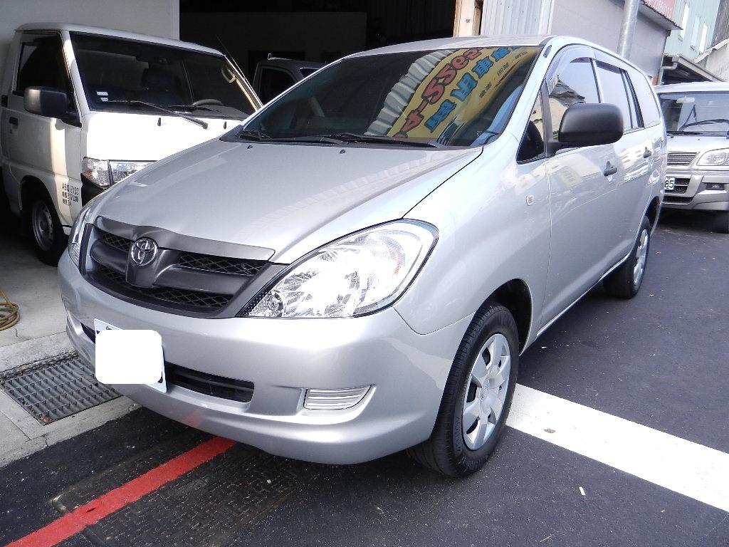 2016 Toyota 豐田 Innova