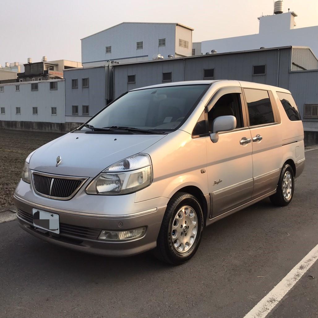 2005 Nissan Serena