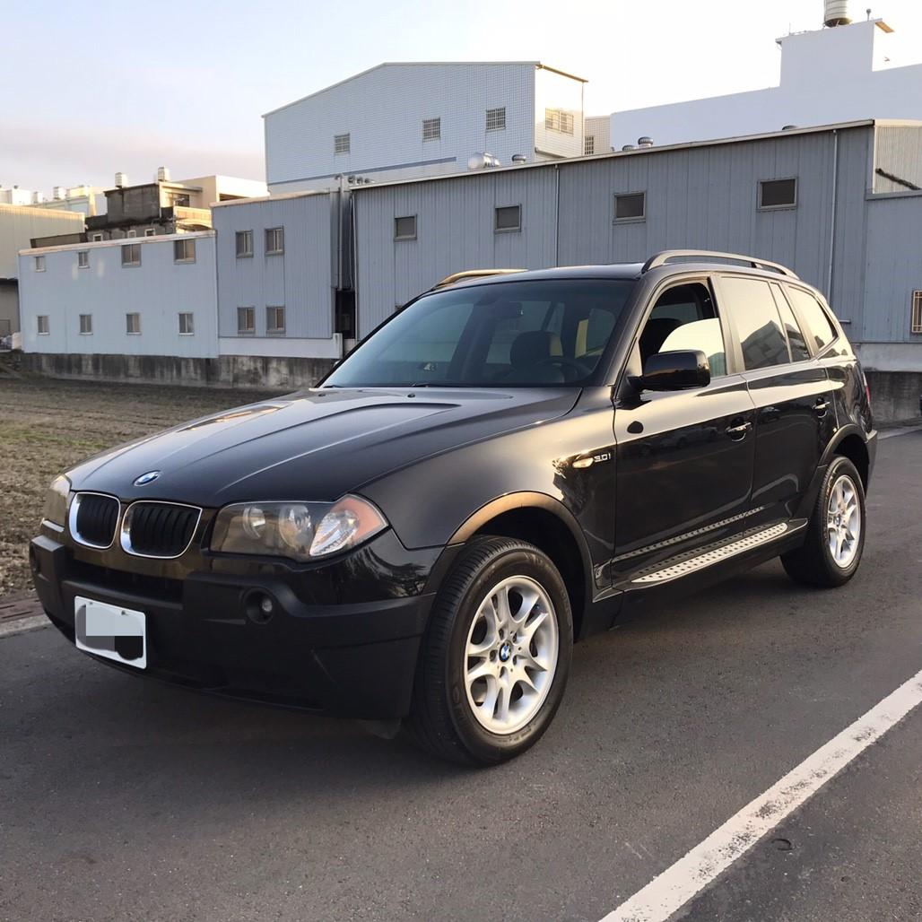 2005 BMW 寶馬 X3