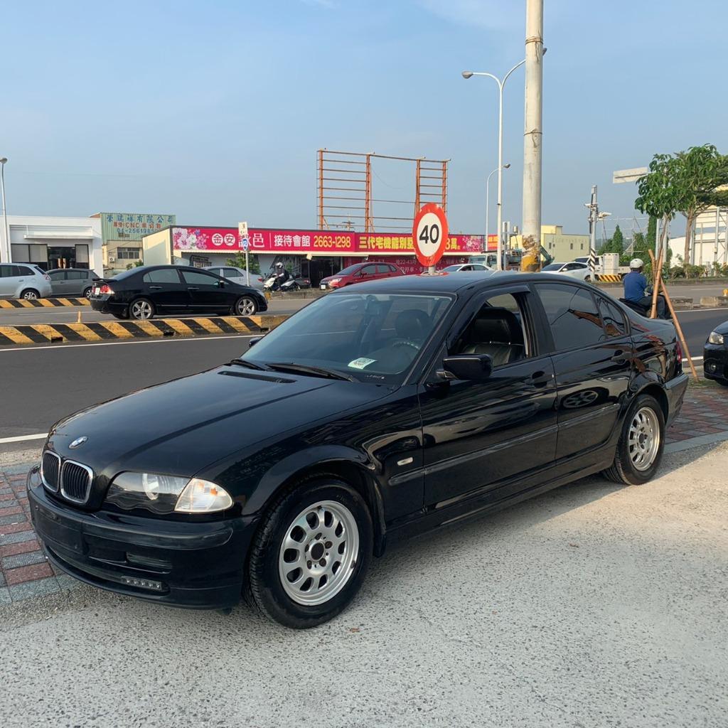 1998 BMW 寶馬 3-series sedan