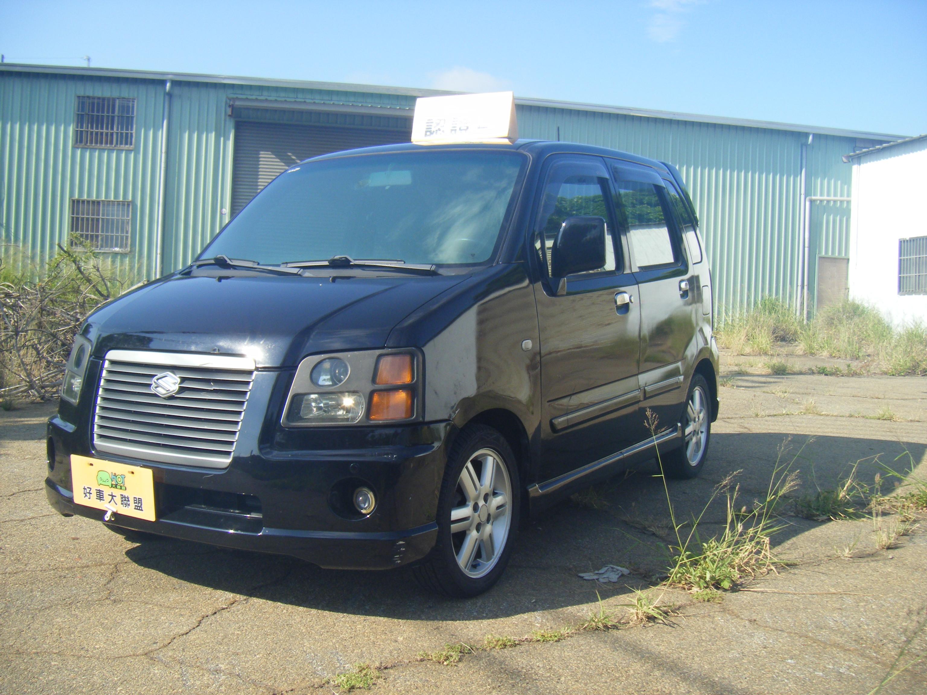 2005 Suzuki Solio