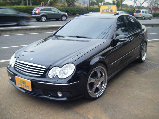 2004 M-benz C-class
