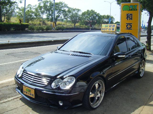 2004 M-Benz 賓士 C-class