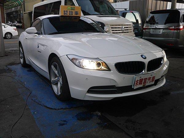 2012 BMW 寶馬 Z4