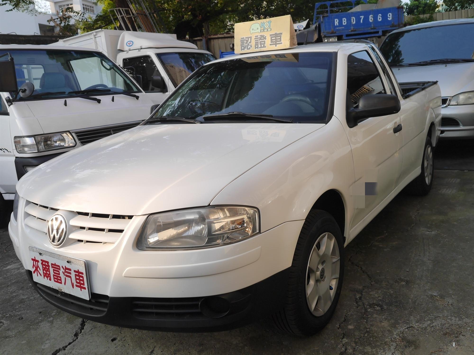 2007 Volkswagen 福斯 商用車