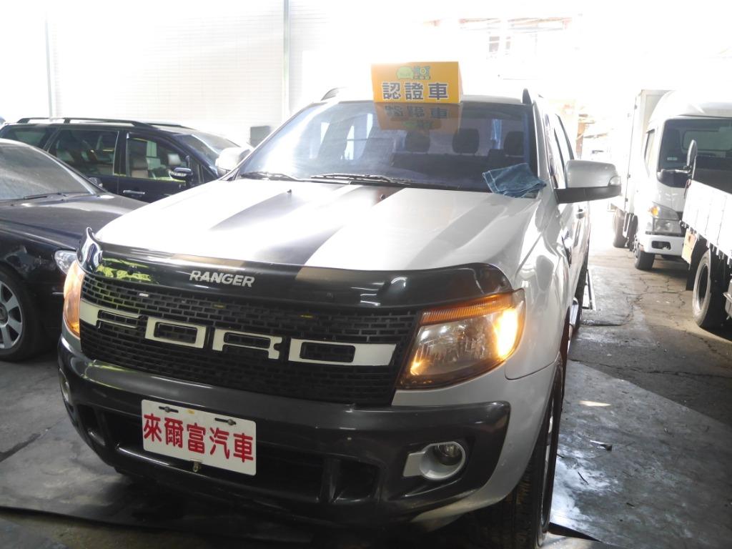 2014 Ford 福特 Ranger