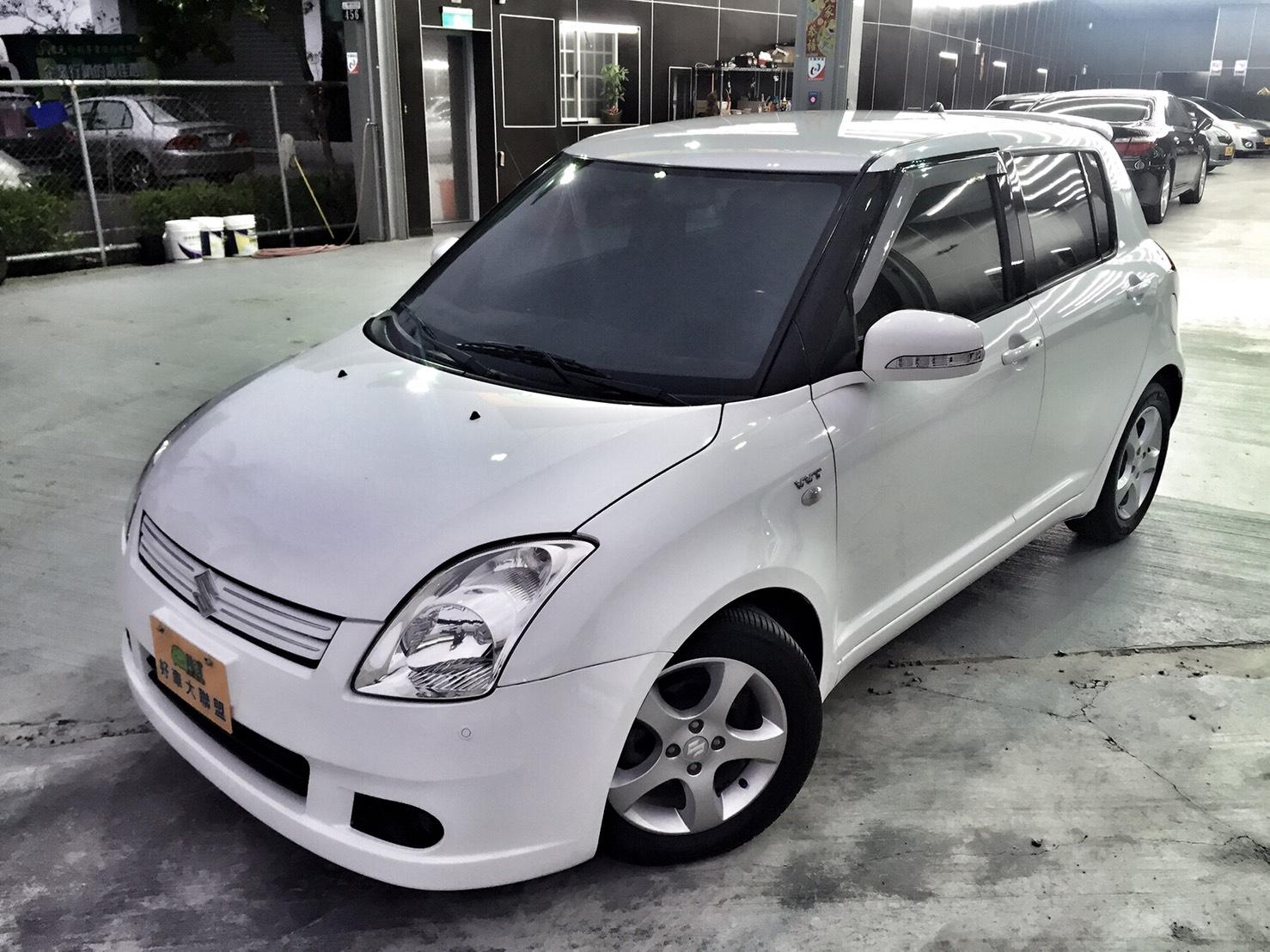 2007 Suzuki 鈴木 Swift