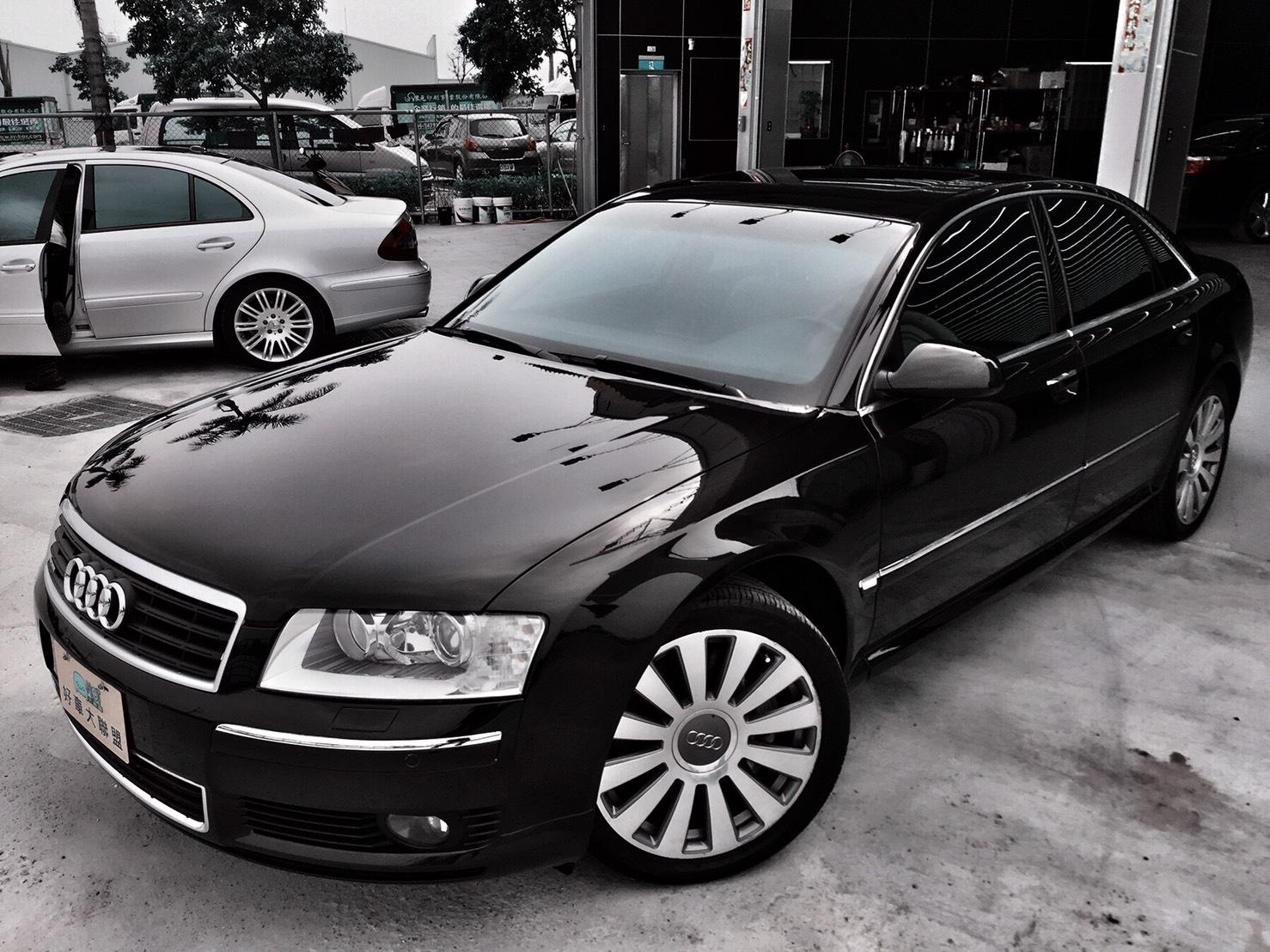 2004 Audi 奧迪 A8