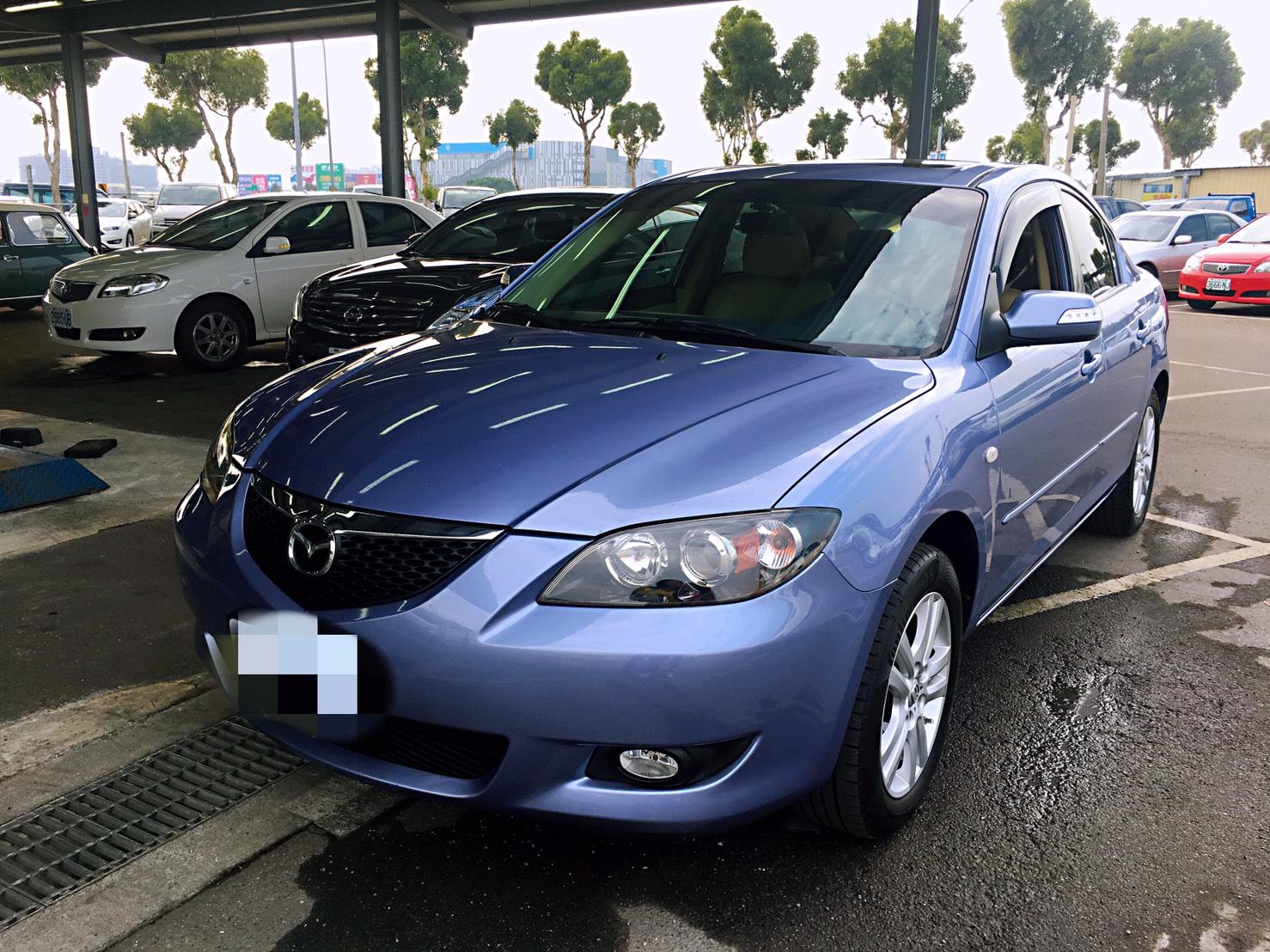 2007 Mazda 馬自達 3