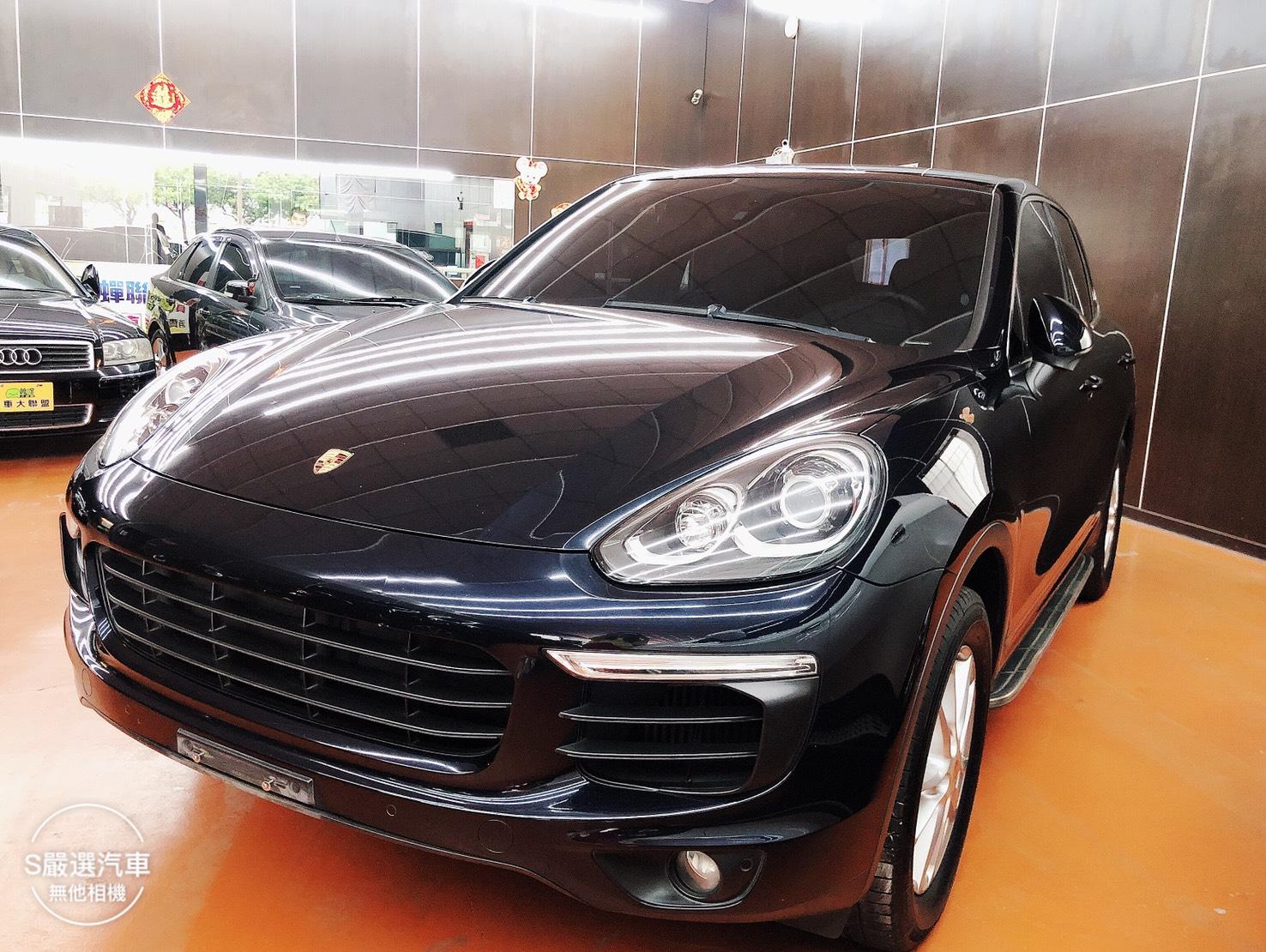 2014 Porsche 保時捷 Cayenne