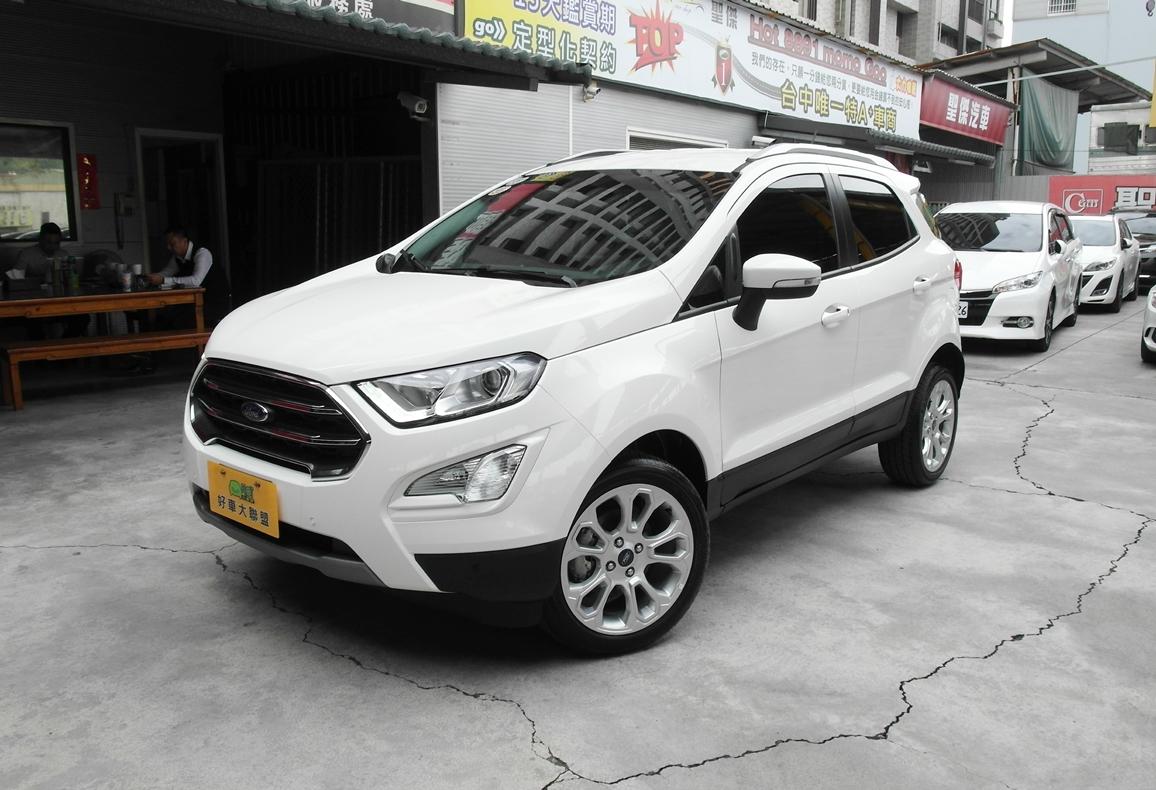 2018 Ford 福特 EcoSport