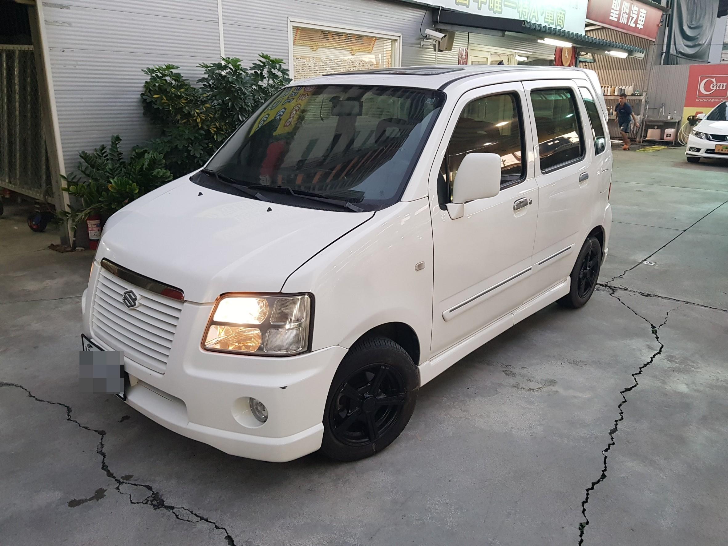 2006 Suzuki Solio