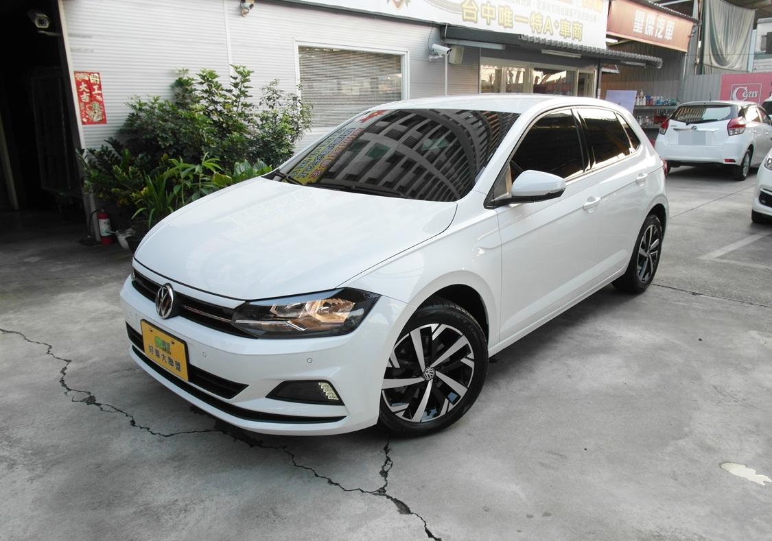 2018 Volkswagen 福斯 Polo