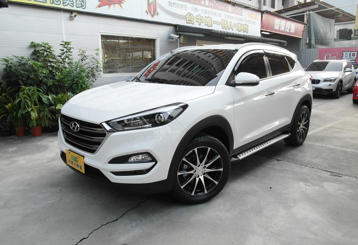 2016 Hyundai 現代 Tucson