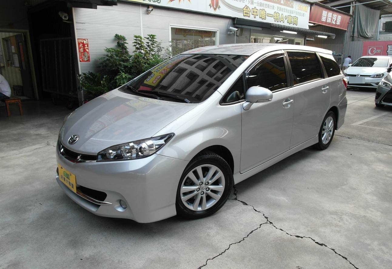 2010 Toyota 豐田 Wish