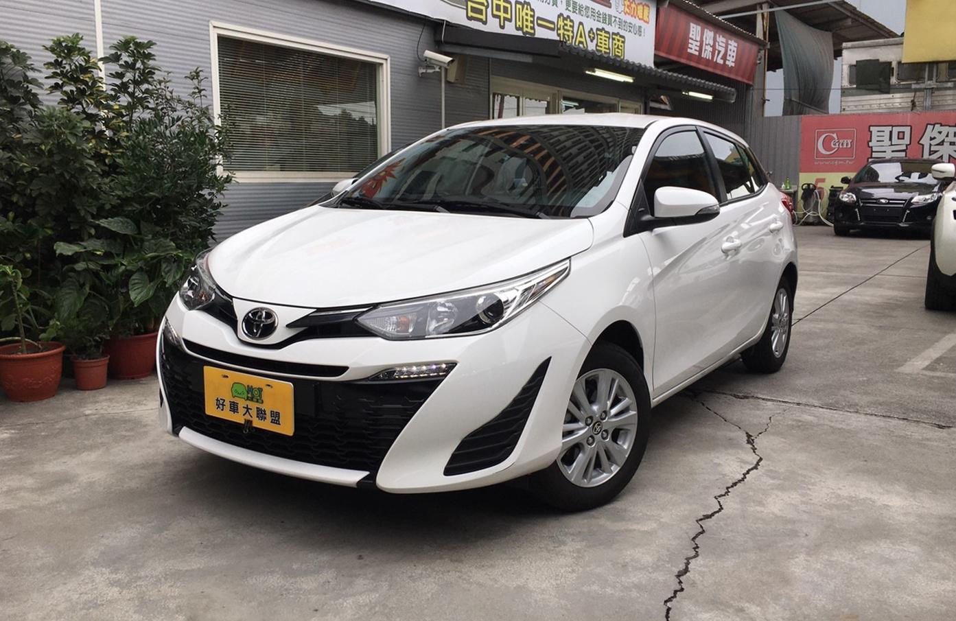 2019 Toyota 豐田 Yaris