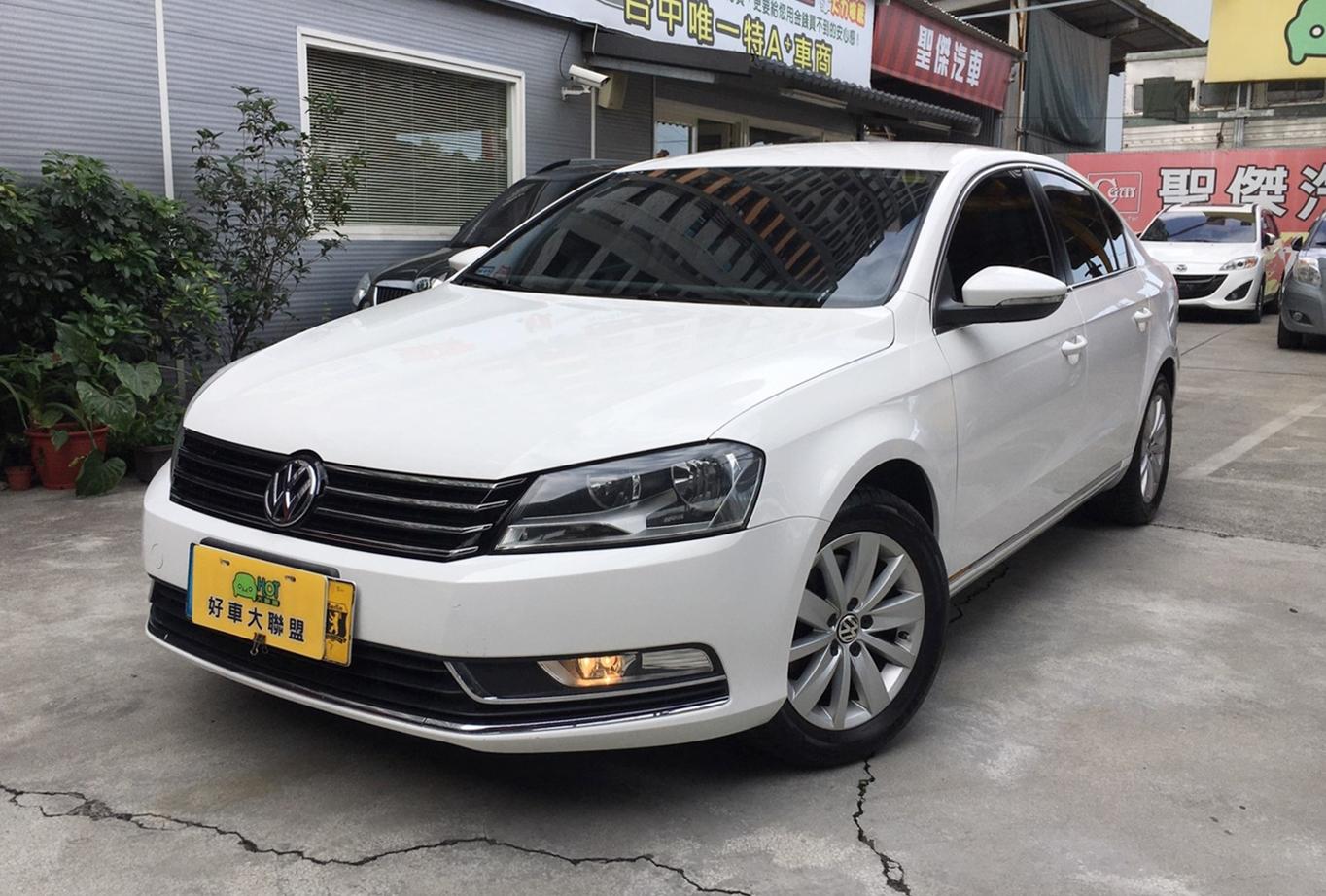 2012 Volkswagen 福斯 Passat