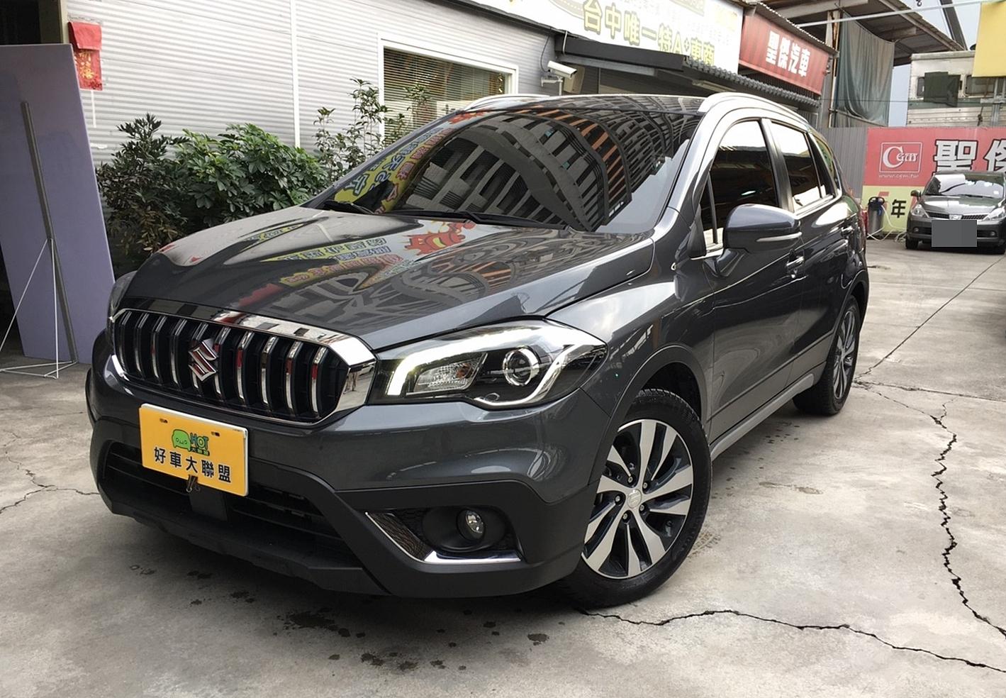 2018 Suzuki 鈴木 SX4