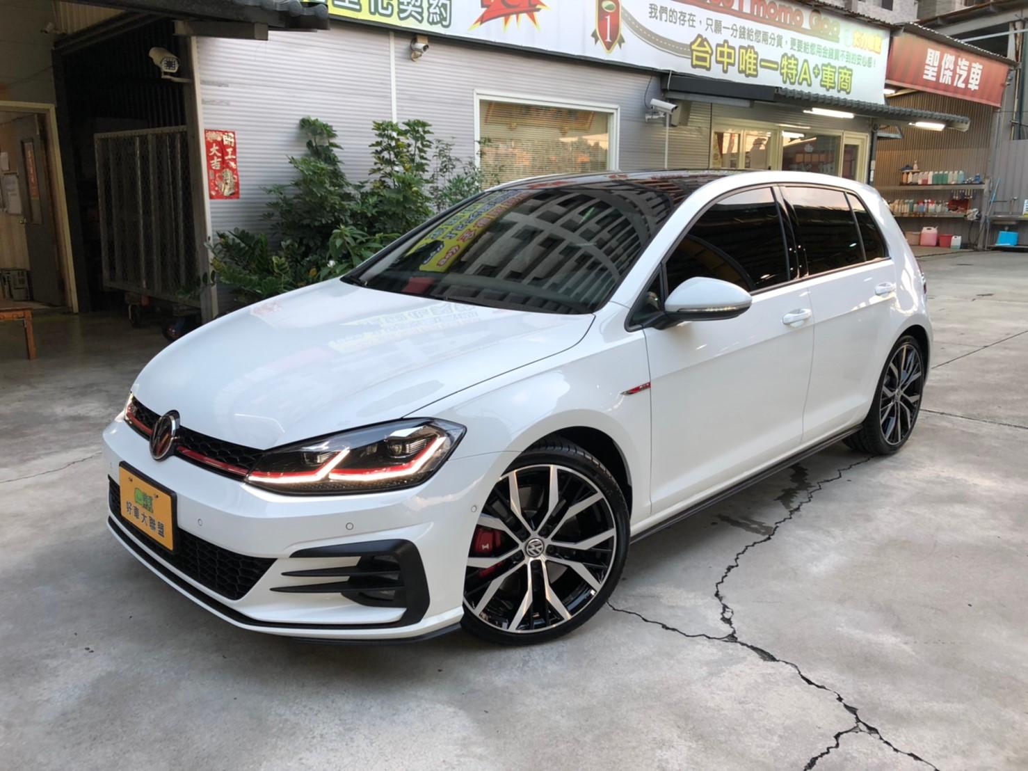 2019 Volkswagen 福斯 Golf GTI