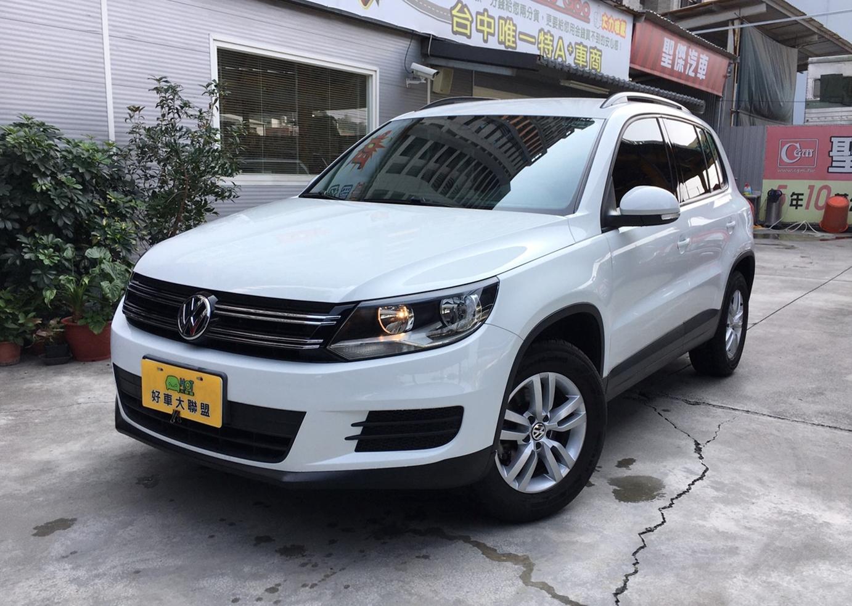 2014 Volkswagen 福斯 Tiguan
