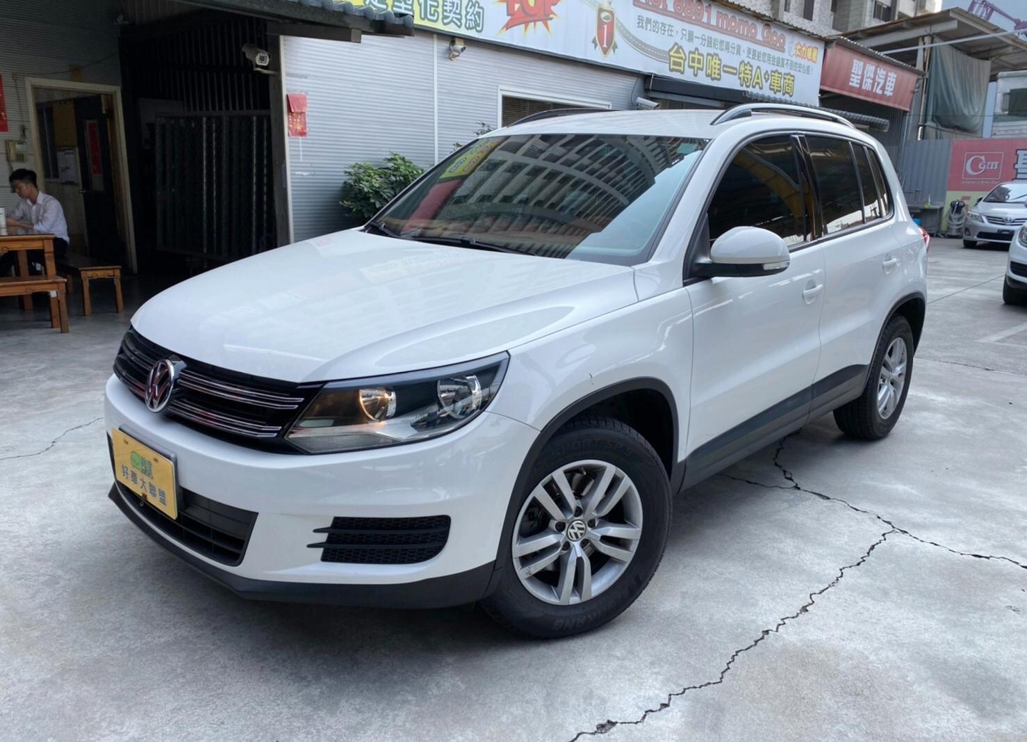 2011 Volkswagen 福斯 Tiguan